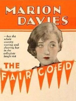 The Fair Co-Ed - Plakat zum Film