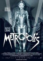 Metropolis - Plakat zum Film