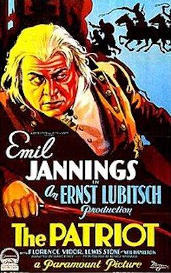Der Patriot - Plakat zum Film