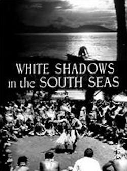 Weiße Schatten - Plakat zum Film
