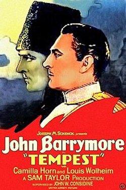 Wetterleuchten - Plakat zum Film
