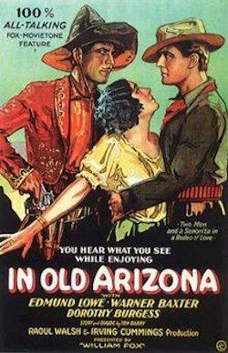 In Old Arizona - Plakat zum Film