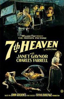 Im siebenten Himmel - Plakat zum Film