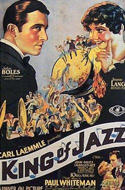 The King Of Jazz - Plakat zum Film