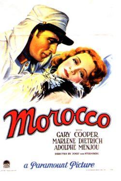 Marokko - Plakat zum Film