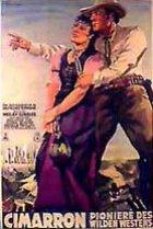 Pioniere des Wilden Westens - Plakat zum Film