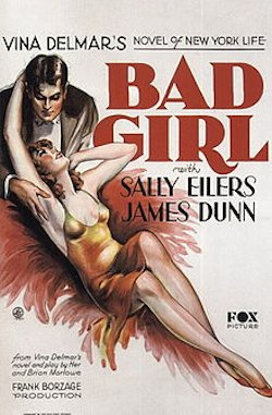 Bad Girl - Plakat zum Film