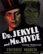 Dr. Jekyll und Mr. Hyde - Plakat zum Film