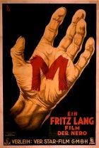 M - Plakat zum Film