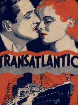 Transatlantic - Plakat zum Film