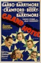 Menschen im Hotel - Plakat zum Film