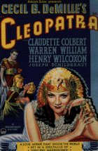 Cleopatra - Plakat zum Film