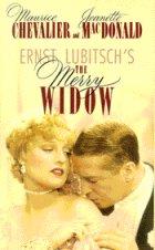 Die lustige Witwe - Plakat zum Film