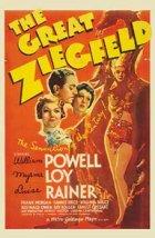 Der große Ziegfeld - Plakat zum Film