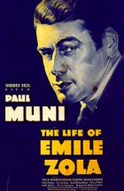 Das Leben des Emile Zola - Plakat zum Film
