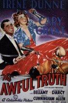 Die schreckliche Wahrheit - Plakat zum Film