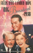 The Big Broadcast Of 1938 - Plakat zum Film