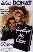 Auf Wiedersehen, Mr. Chips - Plakat zum Film
