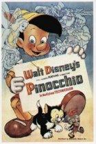 Pinocchio - Plakat zum Film