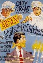 Arsen und Spitzenhäubchen - Plakat zum Film