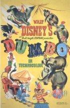 Dumbo, der fliegende Elefant - Plakat zum Film