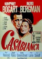 Casablanca - Plakat zum Film