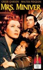 Mrs. Miniver - Plakat zum Film