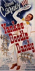 Yankee Doodle Dandy - Plakat zum Film