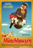 Münchhausen - Plakat zum Film