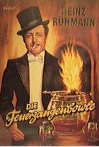 Die Feuerzangenbowle - Plakat zum Film