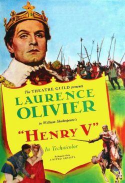 Heinrich V. - Plakat zum Film
