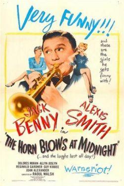 Der Engel mit der Trompete - Plakat zum Film