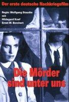 Die Mörder sind unter uns - Plakat zum Film