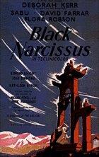 Die schwarze Narzisse - Plakat zum Film