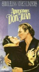 Die Liebesabenteuer des Don Juan - Plakat zum Film