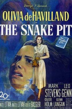 Die Schlangengrube - Plakat zum Film
