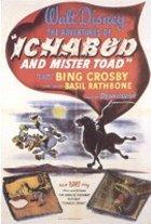Die Abenteuer von Ichabod und Taddäus Kröte - Plakat zum Film