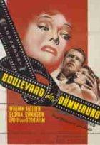 Boulevard der Dämmerung - Plakat zum Film
