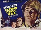 Captain Carey - Plakat zum Film
