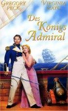 Des Königs Admiral - Plakat zum Film