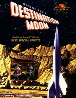 Endstation Mond - Plakat zum Film