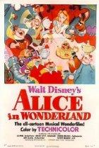 Alice im Wunderland - Plakat zum Film