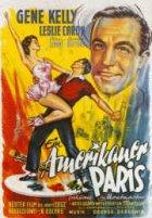 Ein Amerikaner in Paris - Plakat zum Film