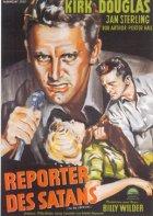 Reporter des Satans - Plakat zum Film
