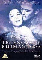 Schnee am Kilimandscharo - Plakat zum Film
