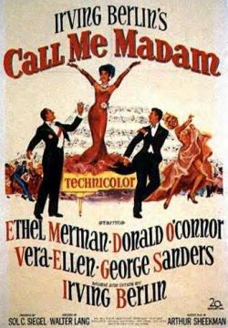 Madame macht Geschichte(n) - Plakat zum Film