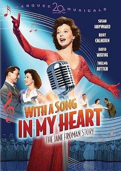 Mit einem Lied im Herzen - Plakat zum Film