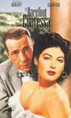 Die barfüßige Gräfin - Plakat zum Film