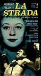 La strada - Das Lied der Straße - Plakat zum Film