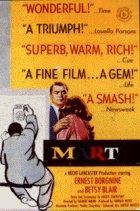 Marty - Plakat zum Film